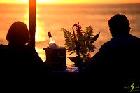 Romantic Moments at Table for Two