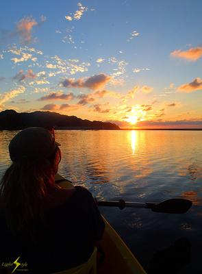 A Kayak Moment